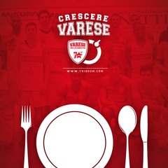 A dinner with... | Pallacanestro Varese | Triboom